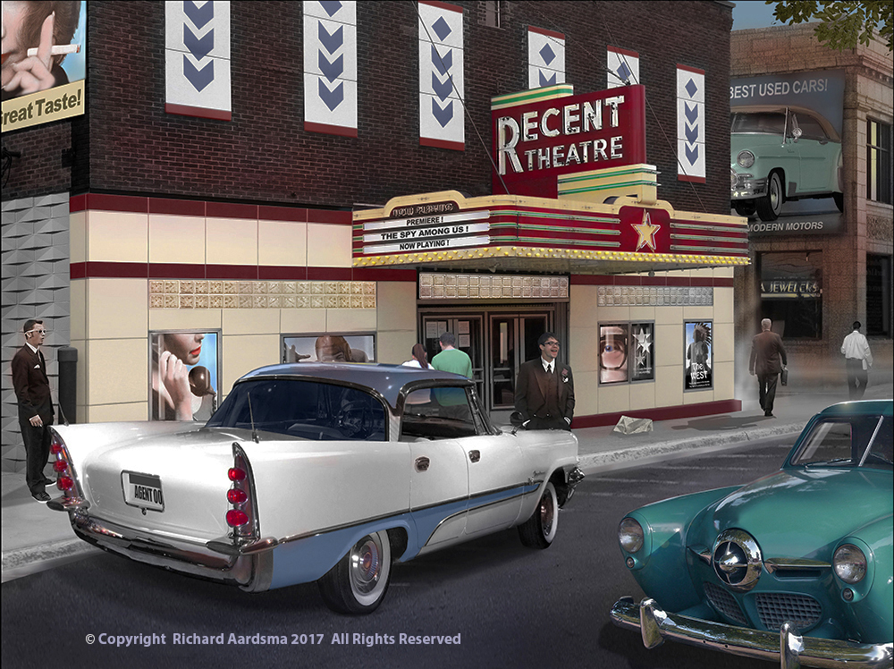 Colorized Theatre
